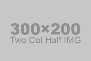 Two Col: Half IMG - 300 x 200